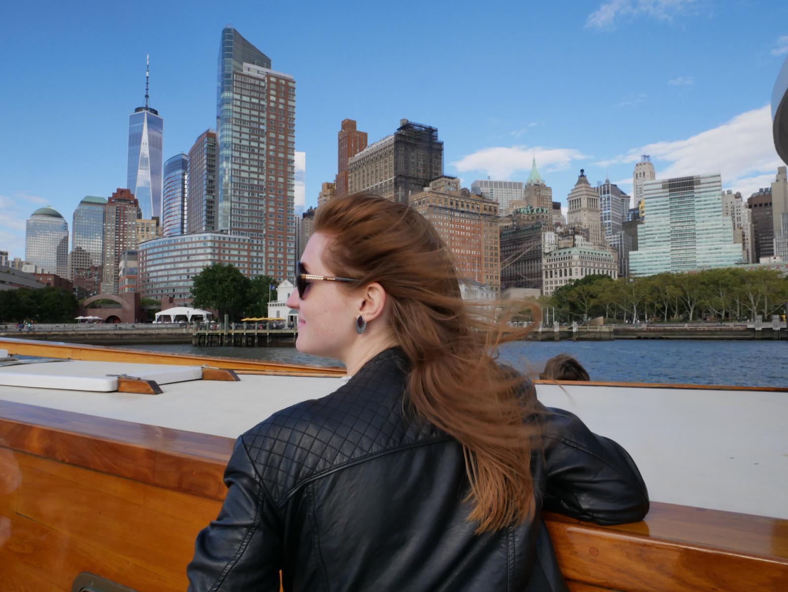 Freiheitsstatue und Skyline Sightseeing Cruise