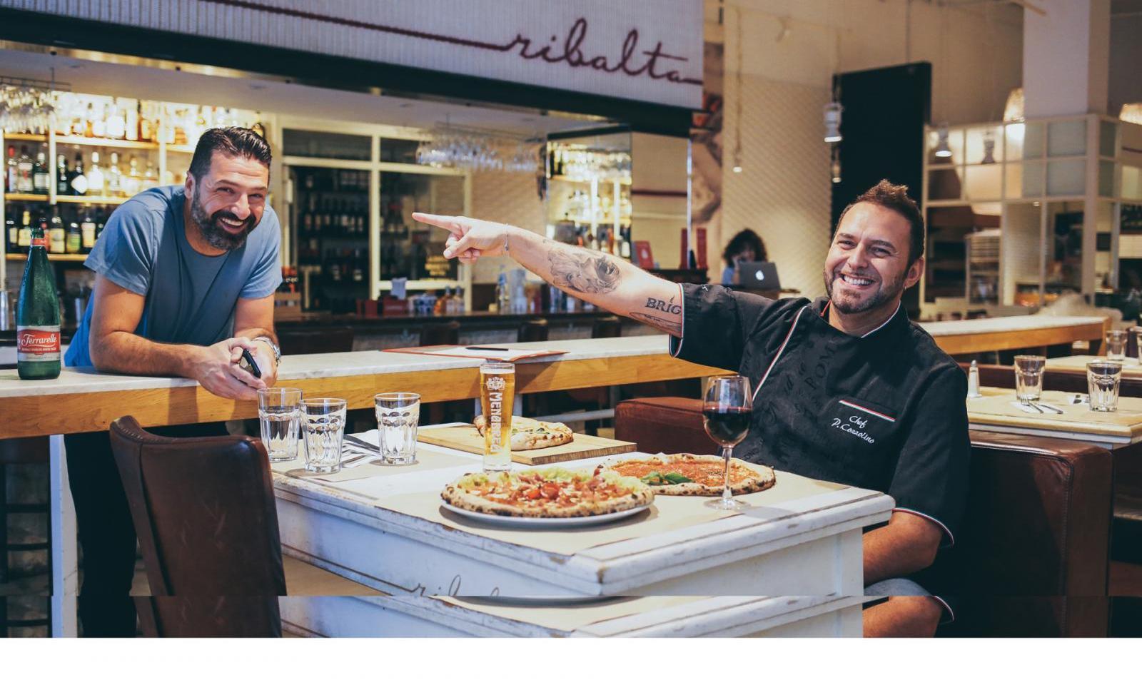 erotisch treffen york pizza