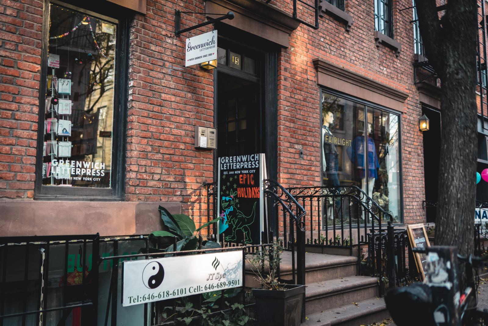 Greenwich Village New York: Insider-Guide & die besten Spots 2018 •