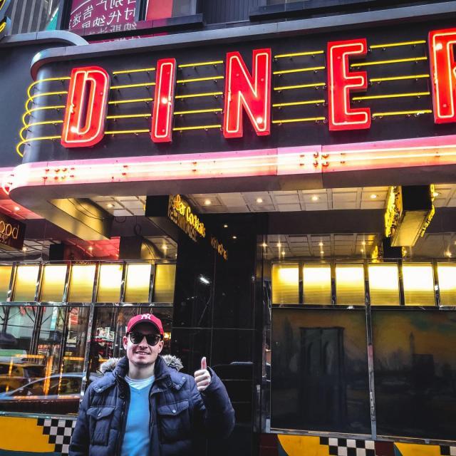 Frühstücken in New York: Die besten Diner & Spots