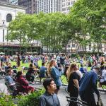 Summer Movies im Bryant Park