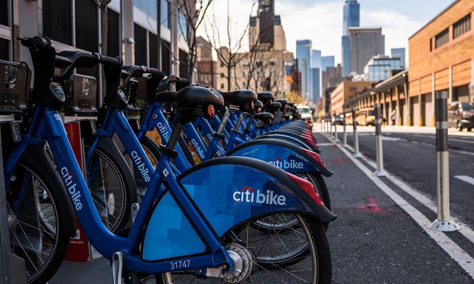 Citi Bike New York: so funktionieren sie, Erfahrungen & Tipps 2019 Citi Bike Nyc Map on