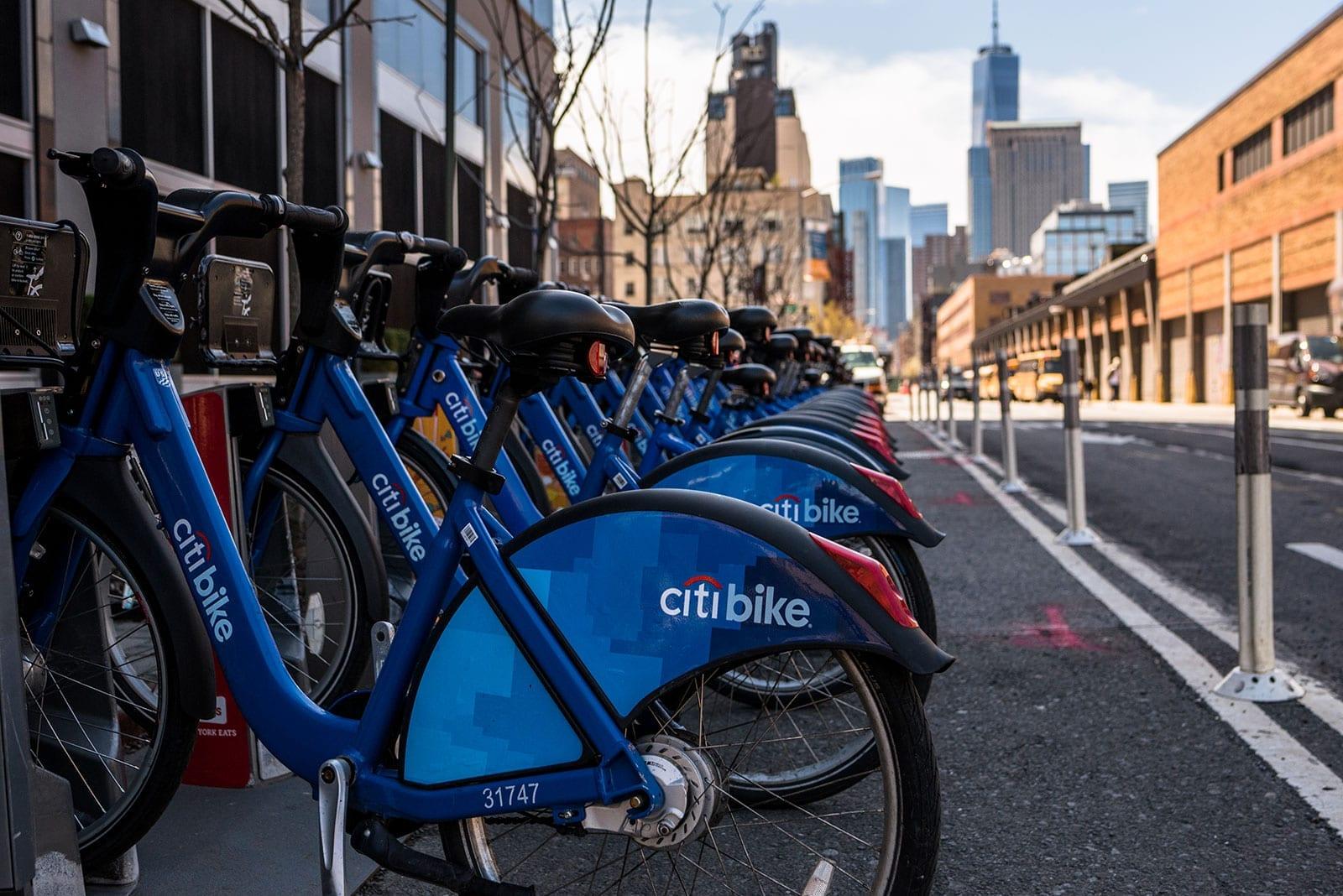 Unsere Citi Bike New York Erfahrungen