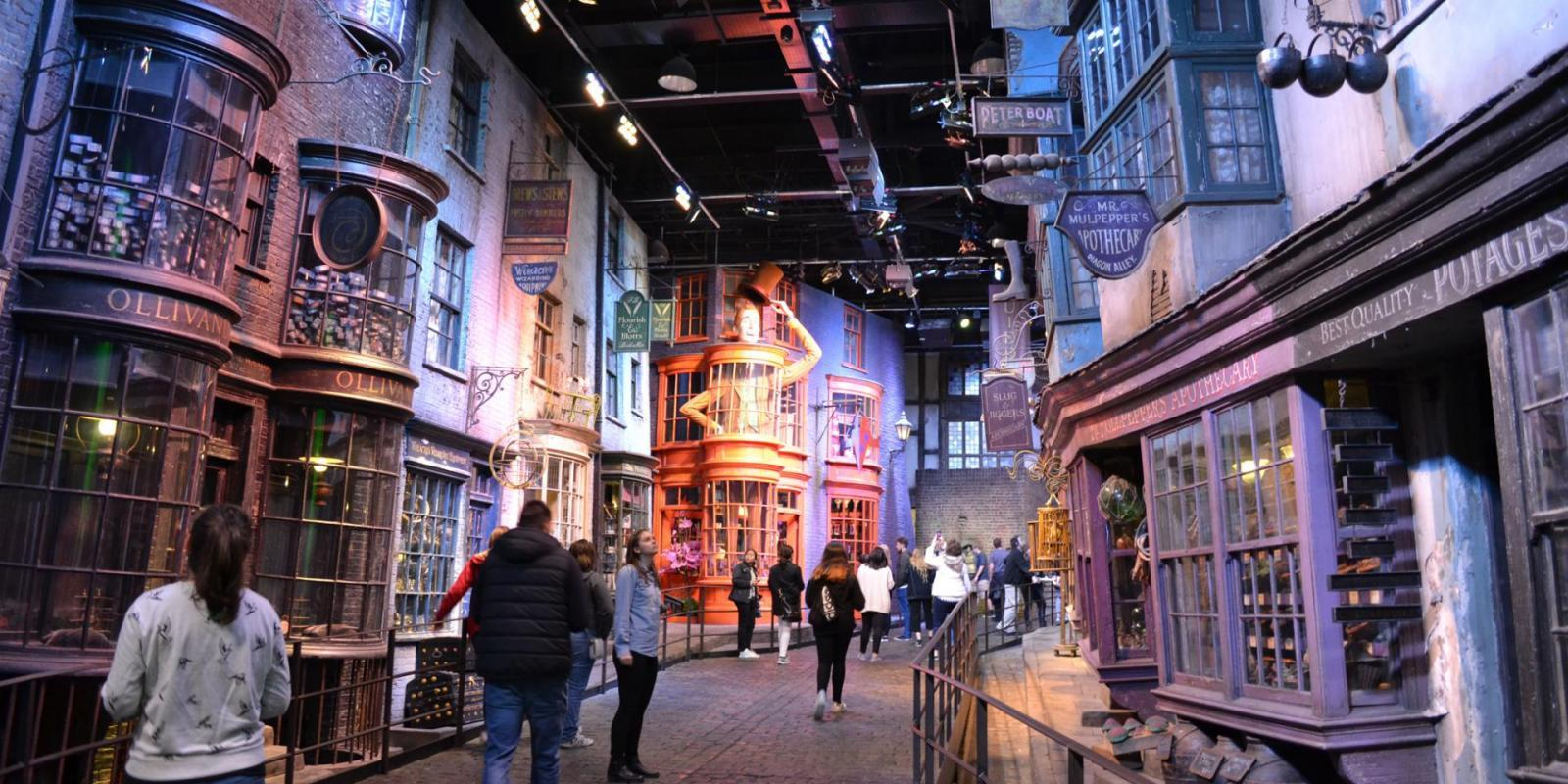 Harry Potter Warner Bros.