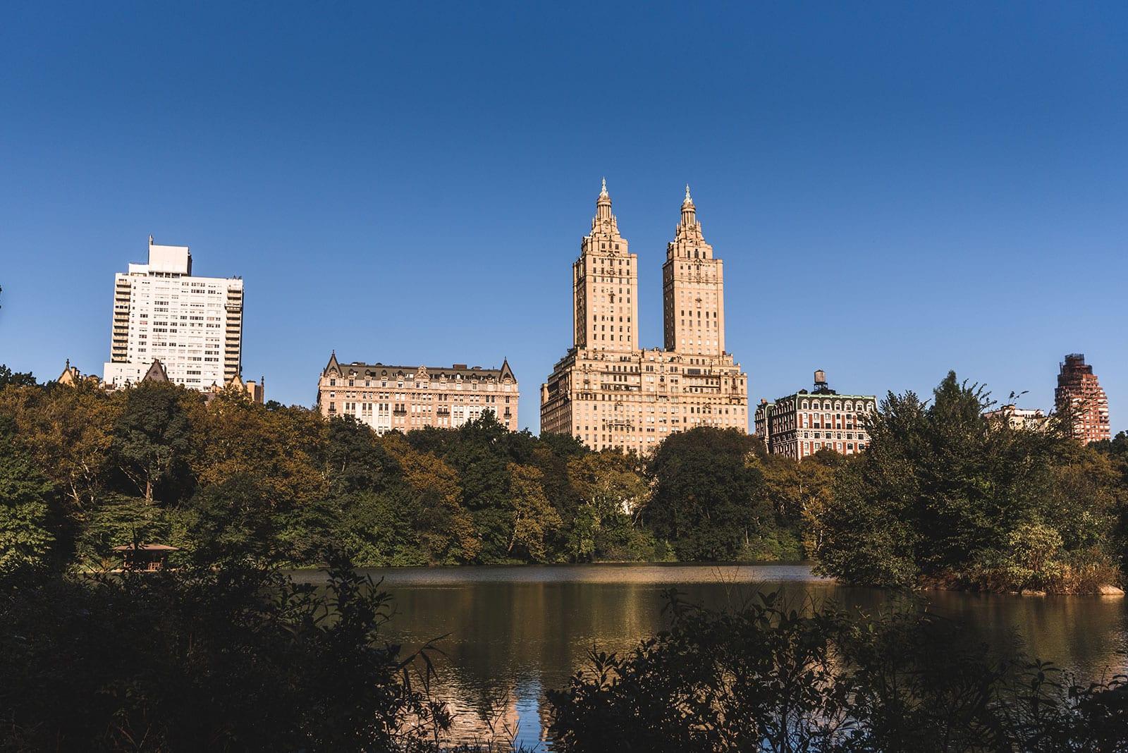 Oktober in New York