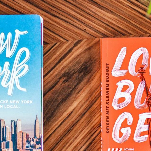 New York Reiseführer im Vergleich