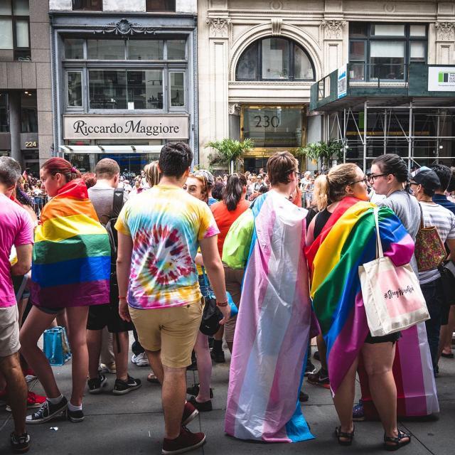 Gay Pride Parade in New York City