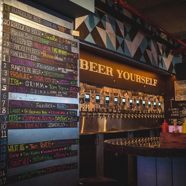 Randolph Beer in Brooklyn