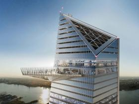 Aussichtsplattform Hudson Yards New York