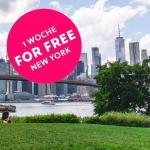 1 Woche New York kostenlos: Reiseplan mit gratis Attraktionen, Karte & Tipps