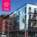 East Village New York & Bowery