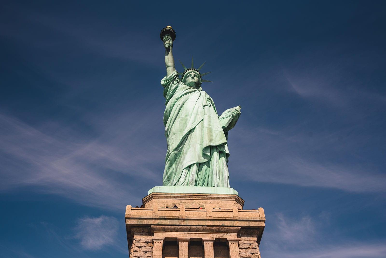 Sehenswürdigkeiten in New York