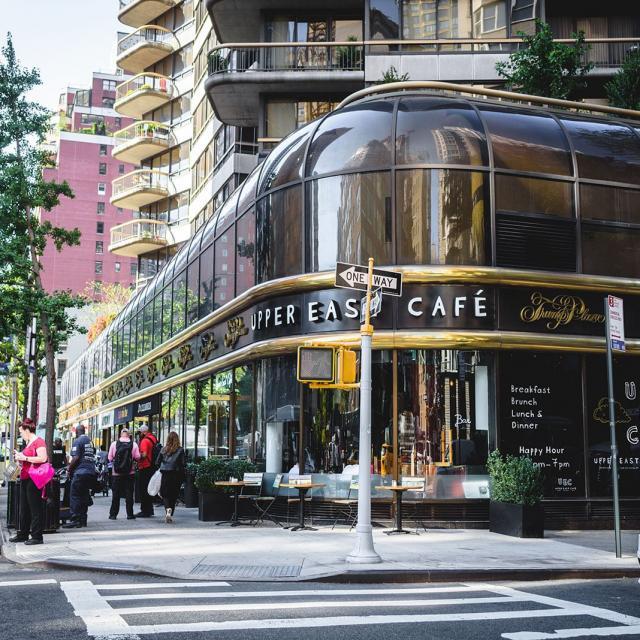 Upper East Café
