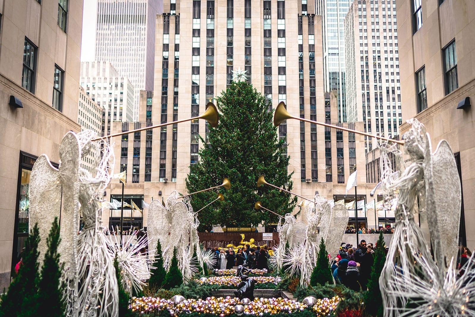 Die besten Aktivitäten zu Weihnachten in New York | Loving New York