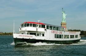 Circle Line Bootsfahrt New York