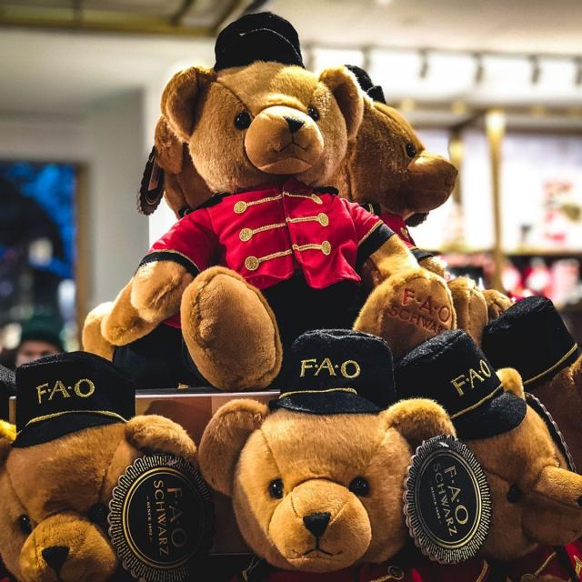 FAO Schwarz in New York