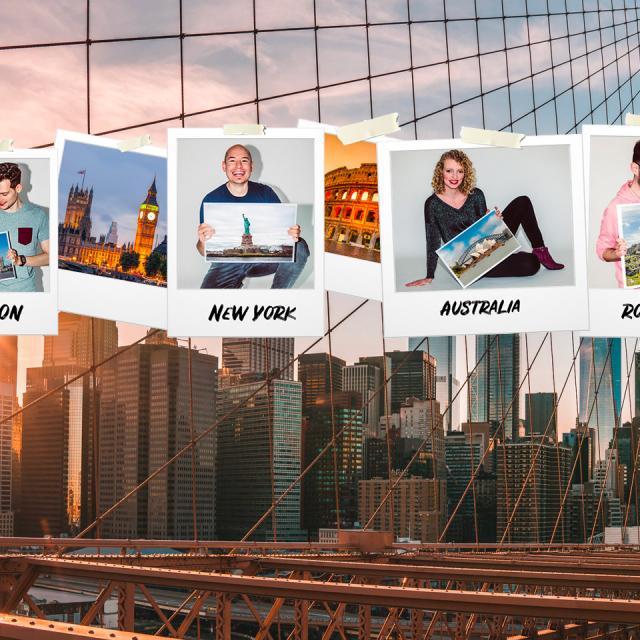 Unterstützt Loving New York!