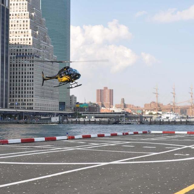 Der Vergleich – Die beste Helikoptertour in New York + Routenplan