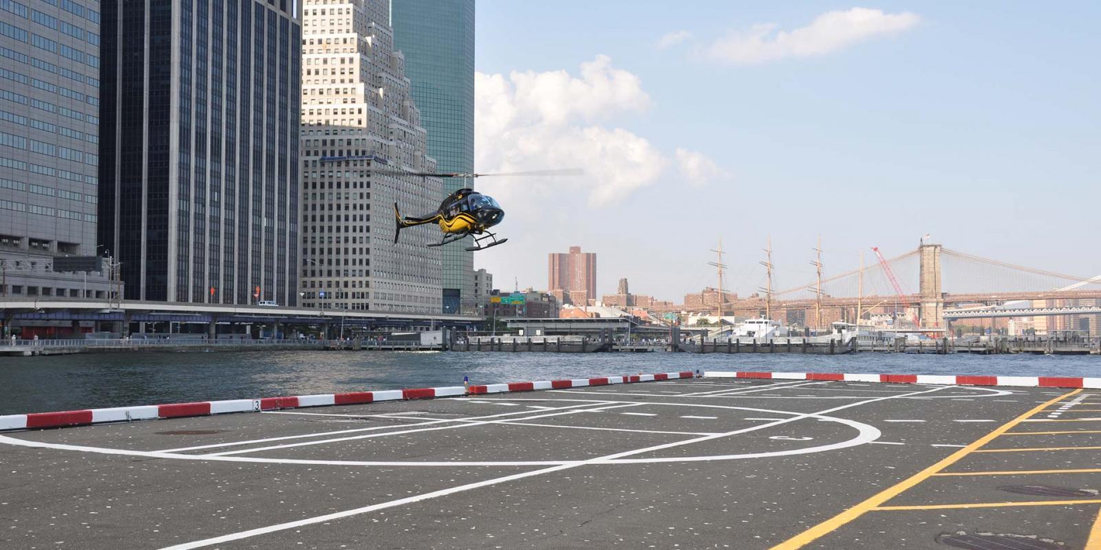 Die beste Helikoptertour in New York: Vergleich, Angebote & Video 2019 •