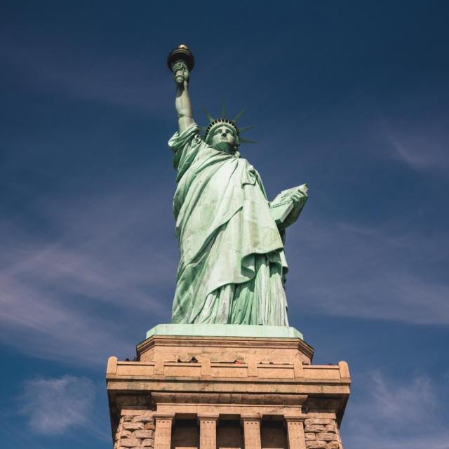 Das Statue of Liberty Museum