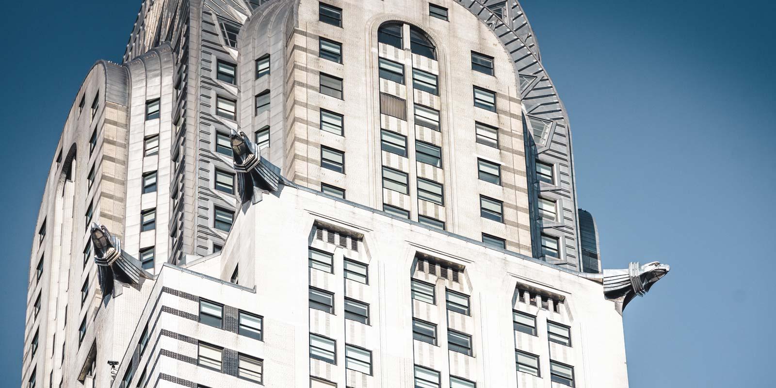 Walter William Sache: Chrysler Building New York: Alle Infos Zum Schönsten