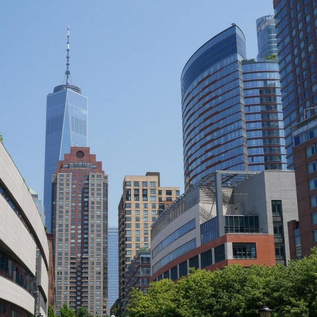 Die 6 besten Restaurants am One World Trade Center