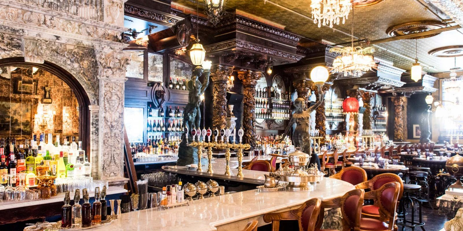 The 25 Most Beautiful Absolute Best Bars In Nyc In 2019