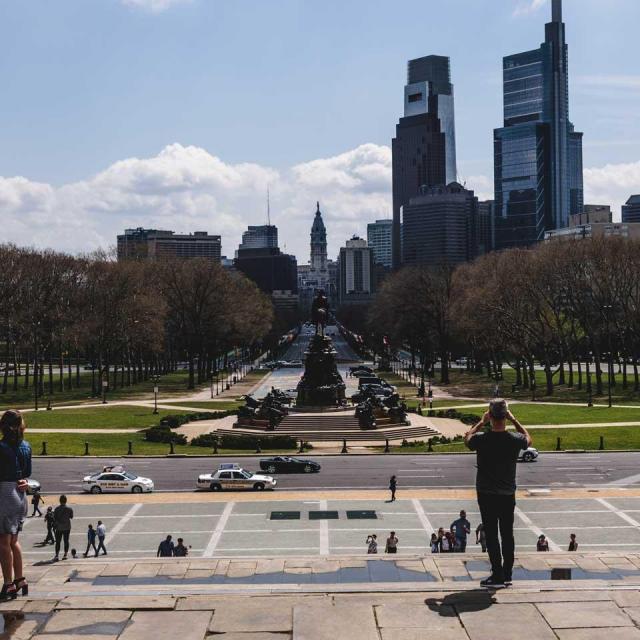 Tagesausflug von New York über Philadelphia ins Amish Country