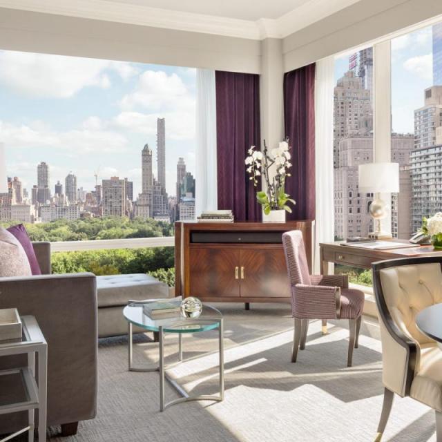 Die besten Hotels am Central Park