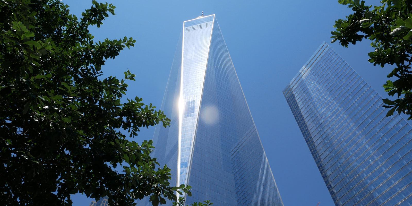 ▷ Das neue One World Trade Center in New York: Insider