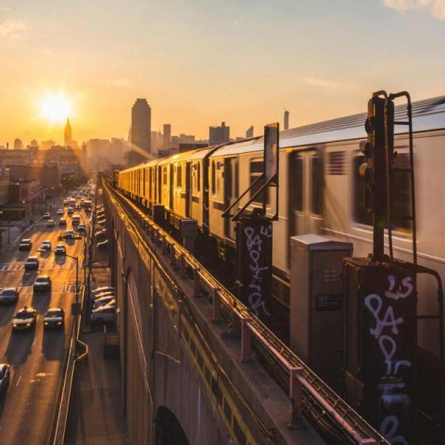 Die MetroCard New York