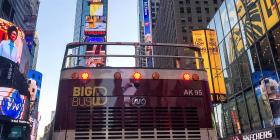 Big Bus Hop-on Hop-off en New York
