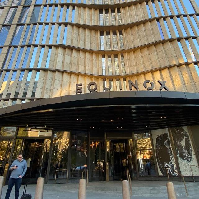 Equinox Hotel an den Hudson Yards
