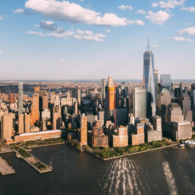 Die besten Webcams in New York