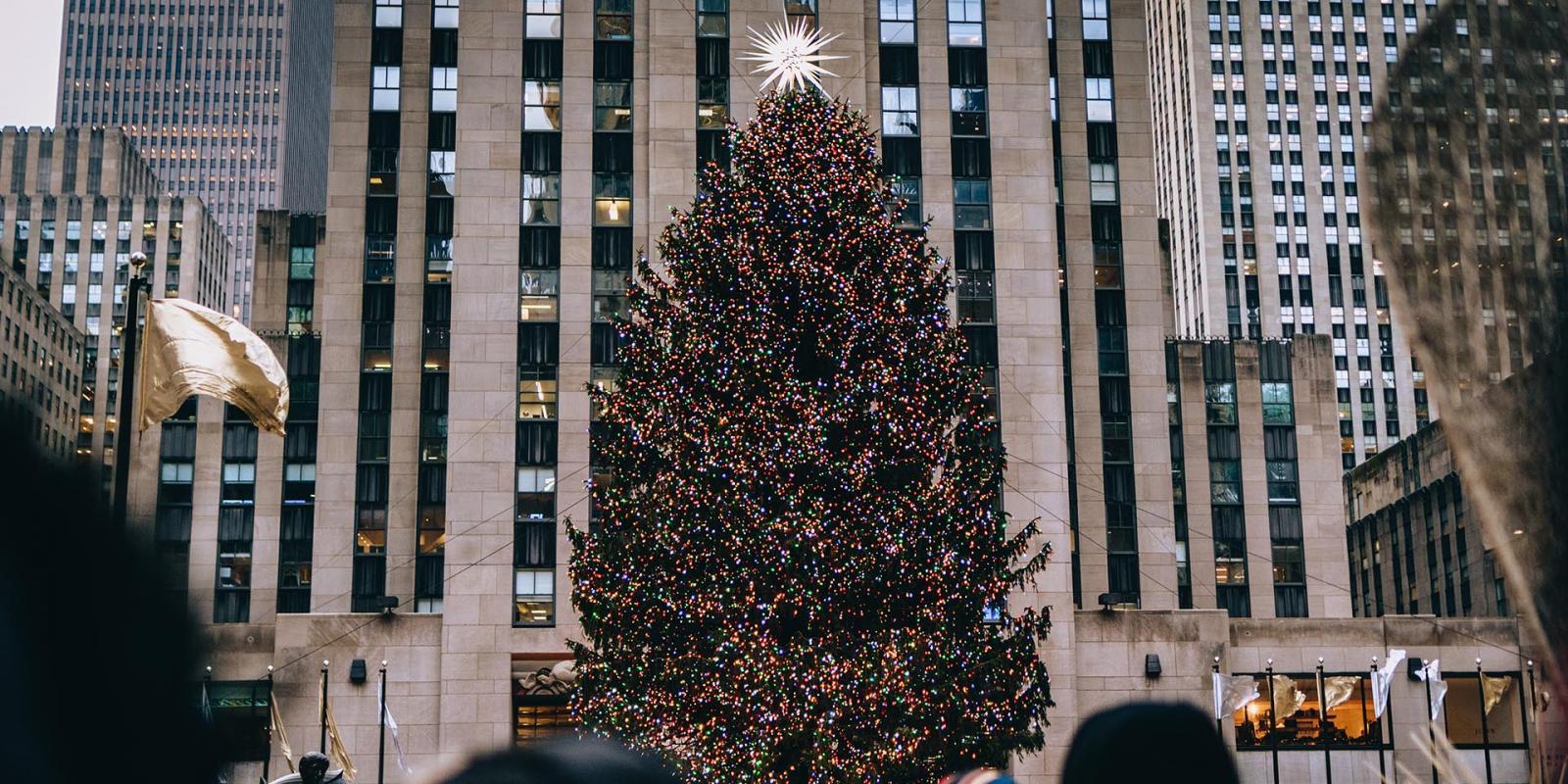 Nyc Christmas Tree Lighting 2019.Rockefeller Center Christmas Tree Lighting 2019 Infos