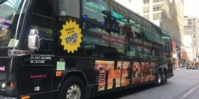 Tour en Autobús The Ride New York con Explorer Pass