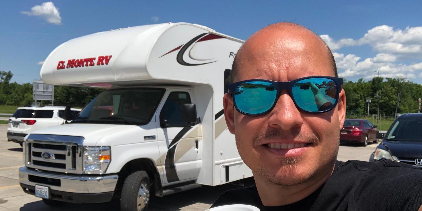 Tour von New York zu den Niagarafällen mit dem Camper