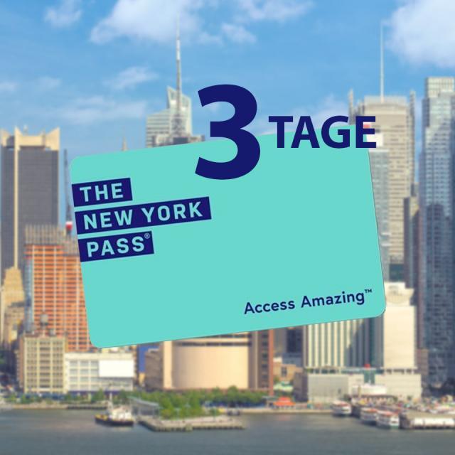 New York Pass für 3 Tage: Der perfekte Reiseplan