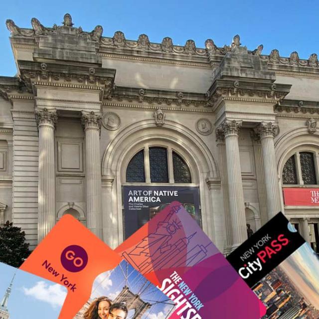Welche Museen und Ausstellungen kannst du mit den New York City Pässen besuchen?