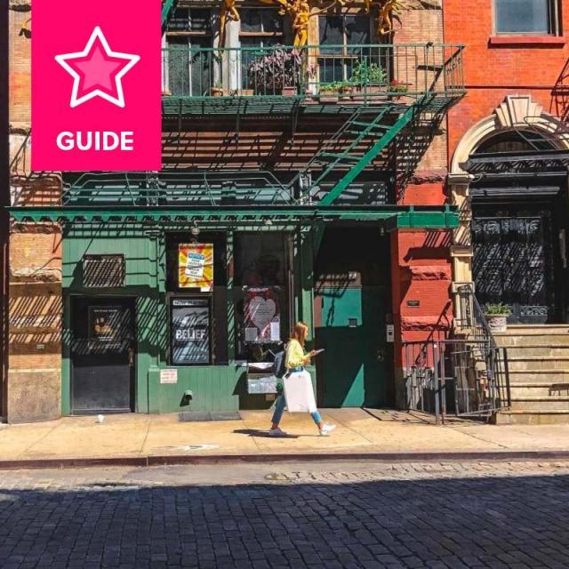 NoHo, NYC:  Der Insider Guide