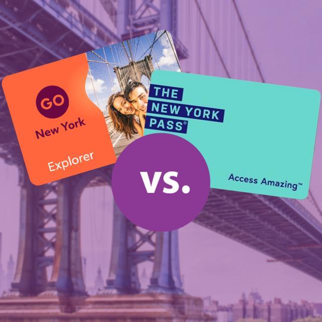 New York Pass vs. Explorer Pass
