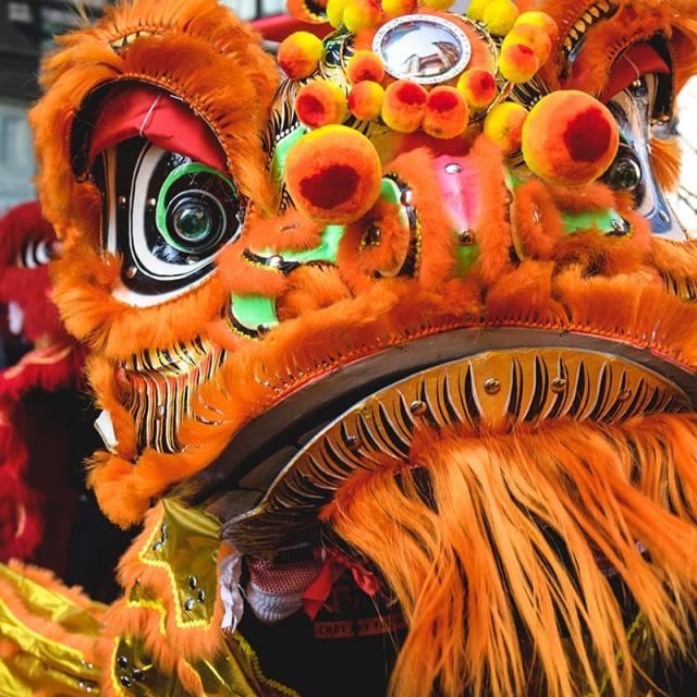 Chinesisches Neujahr in New York
