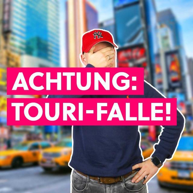 Diese Touristen-Fallen solltet ihr in New York meiden