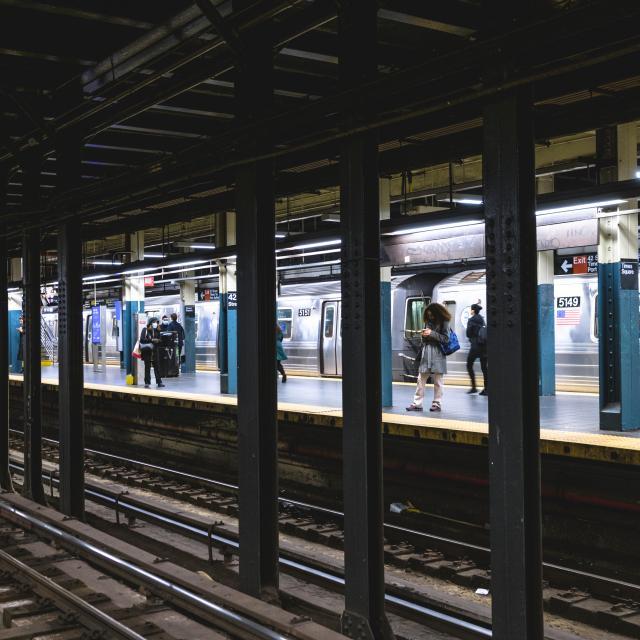 7 Fotos von NYC Hotspots, die nun menschenleer sind